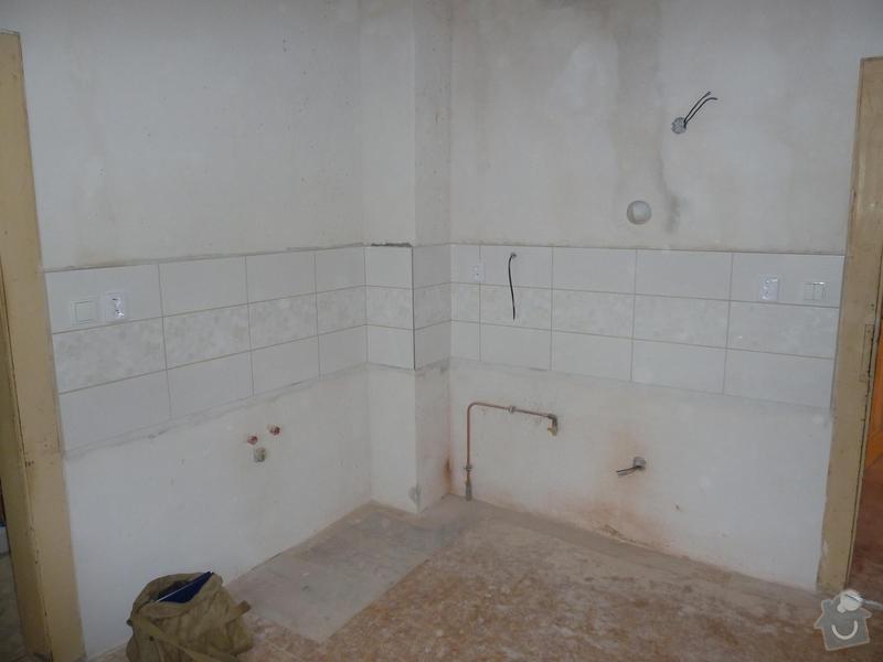 Částečná rekonstrukce domu: P1030067