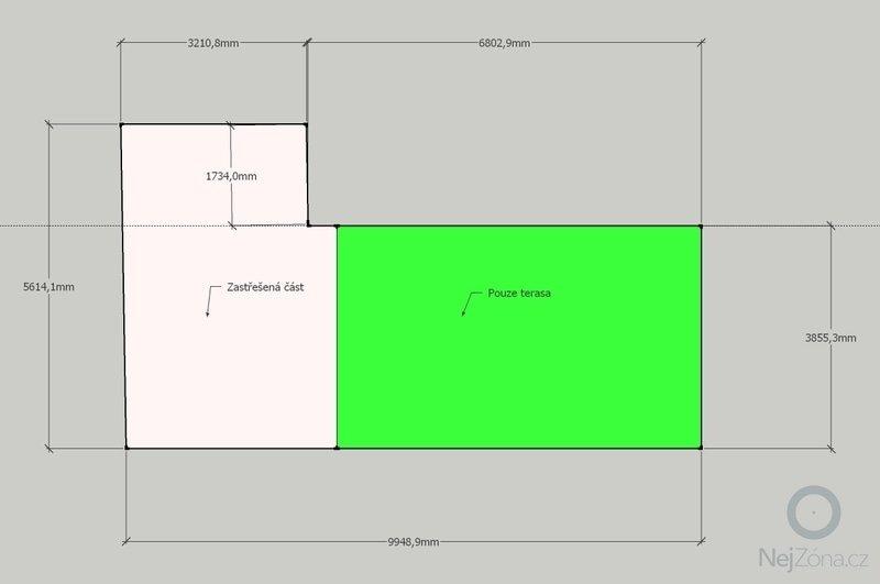 Stavba terasy a pergoly: field