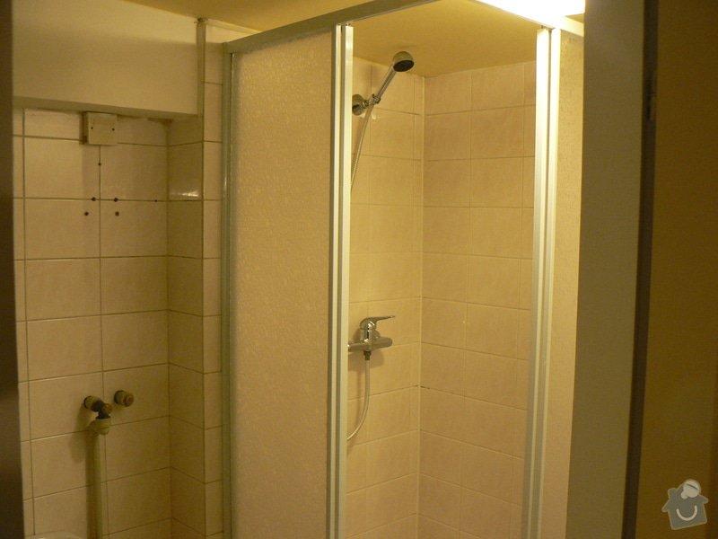 Rekonstrukce koupelny sádrokarton,vana.: P1150178