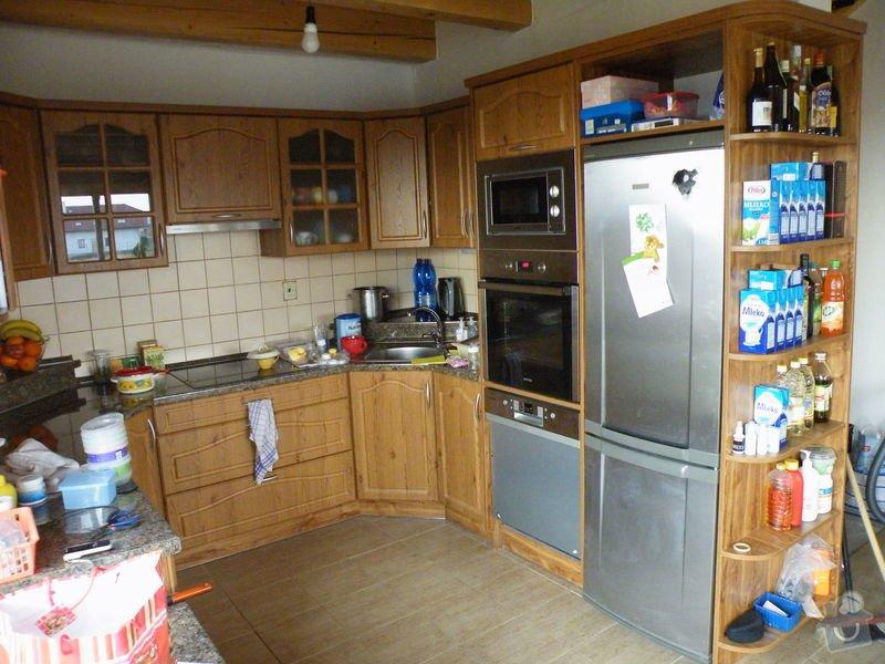 Kuchyně: DSCF0034