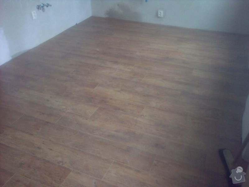 Pokládka plovoucí podlahy 90m2: 12032013947