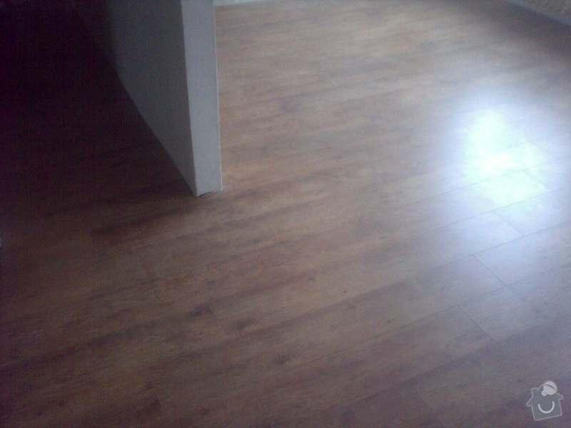 Pokládka plovoucí podlahy 90m2: 12032013946