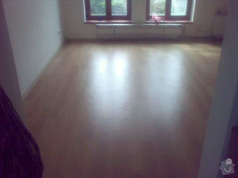 Pokládka vinylové podlahy Thermofix: 20042013987