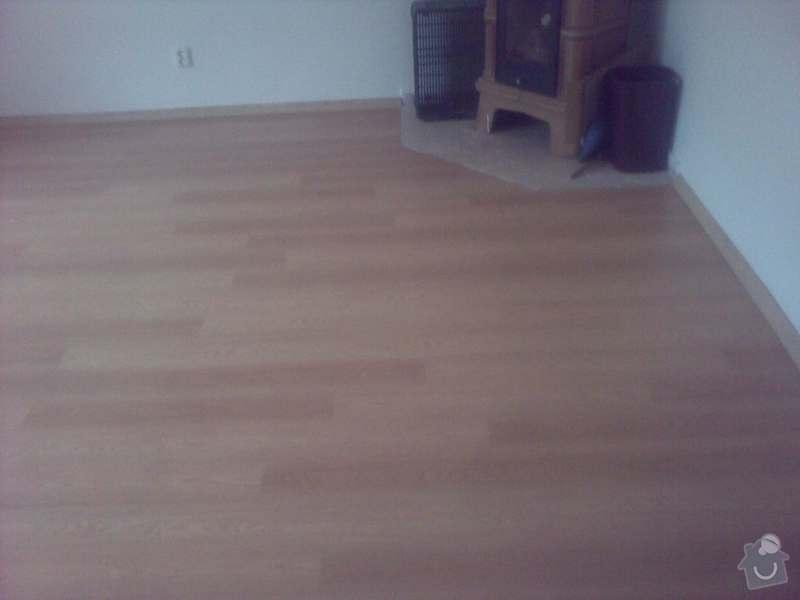 Pokládka vinylové podlahy Thermofix: 20042013988