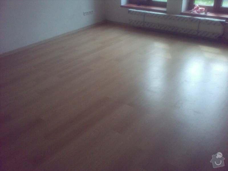 Pokládka vinylové podlahy Thermofix: 20042013989