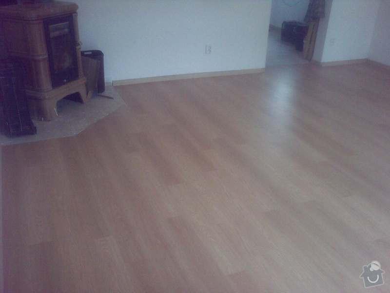Pokládka vinylové podlahy Thermofix: 20042013990