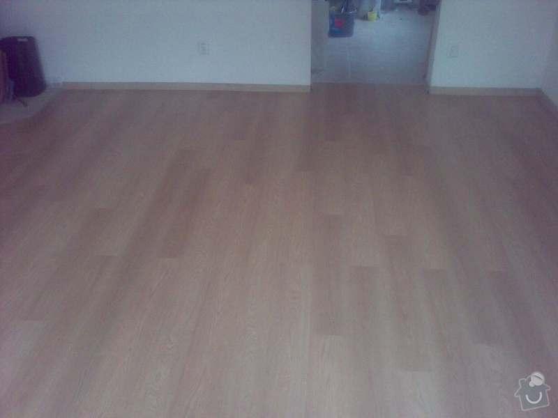 Pokládka vinylové podlahy Thermofix: 20042013991
