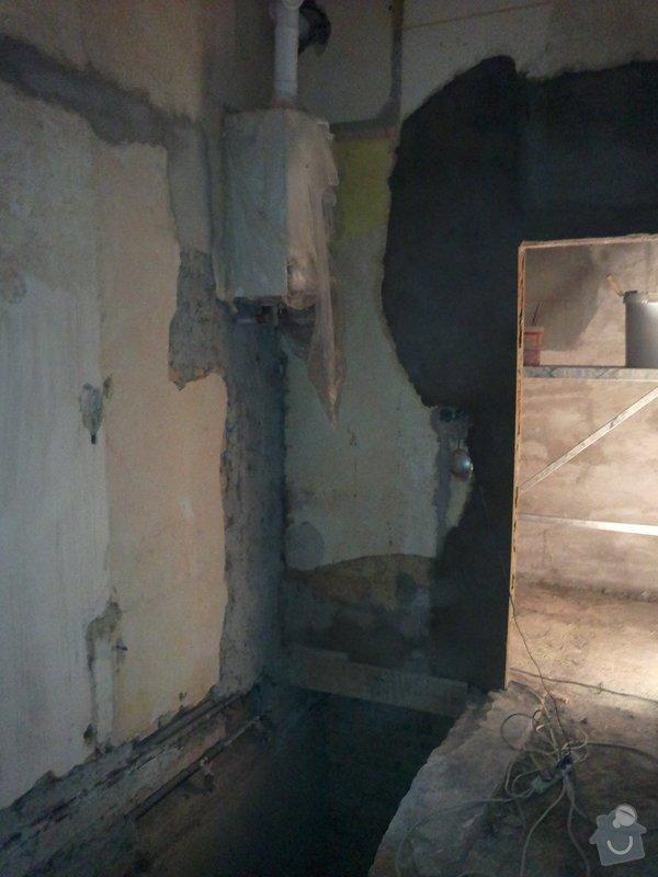 Zednické a obkladačské práce (rekonstrukce bytu, Praha 6): 071020131639