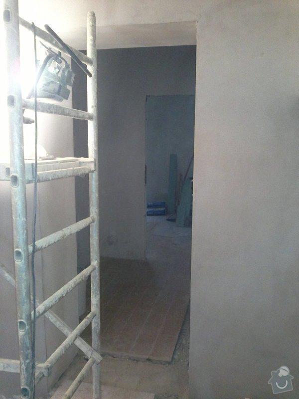 Zednické a obkladačské práce (rekonstrukce bytu, Praha 6): 301020131660