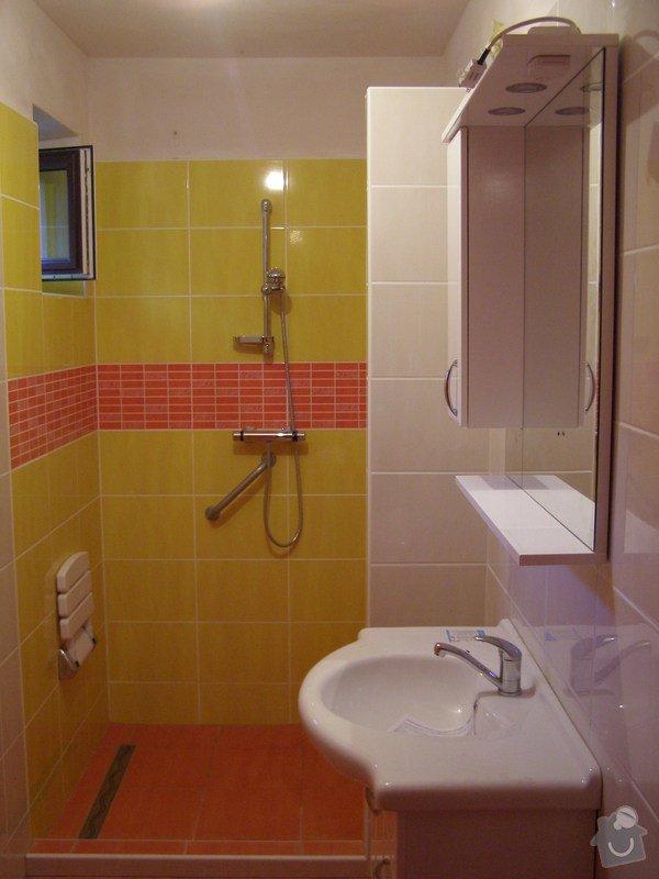 Rekonstrukce koupelny: P7210112