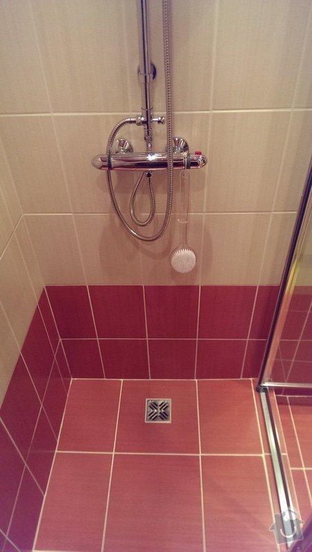 Rekonstrukce koupelny a wc: IMAG1557