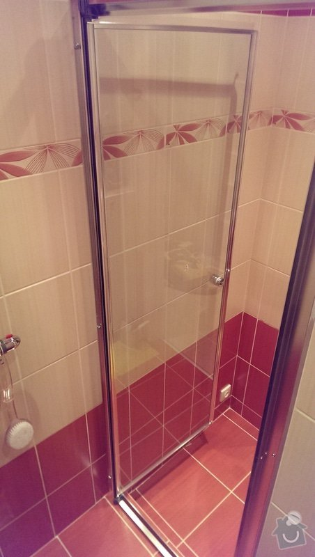 Rekonstrukce koupelny a wc: IMAG1561