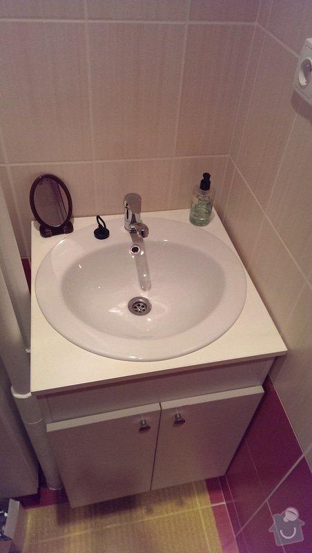 Rekonstrukce koupelny a wc: IMAG1565