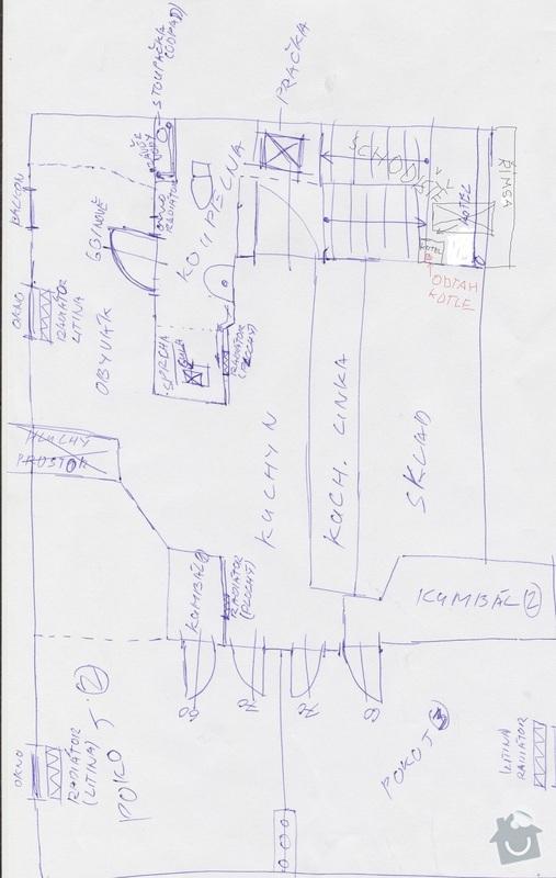 Výstavba nerez komínu: byt_-puda
