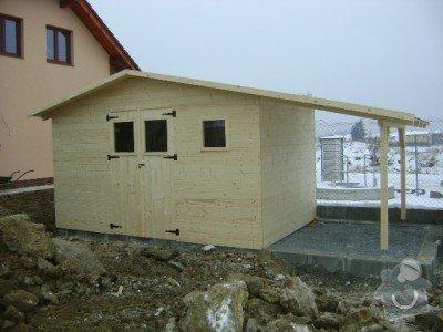 Výroba domku na nářadí: domek