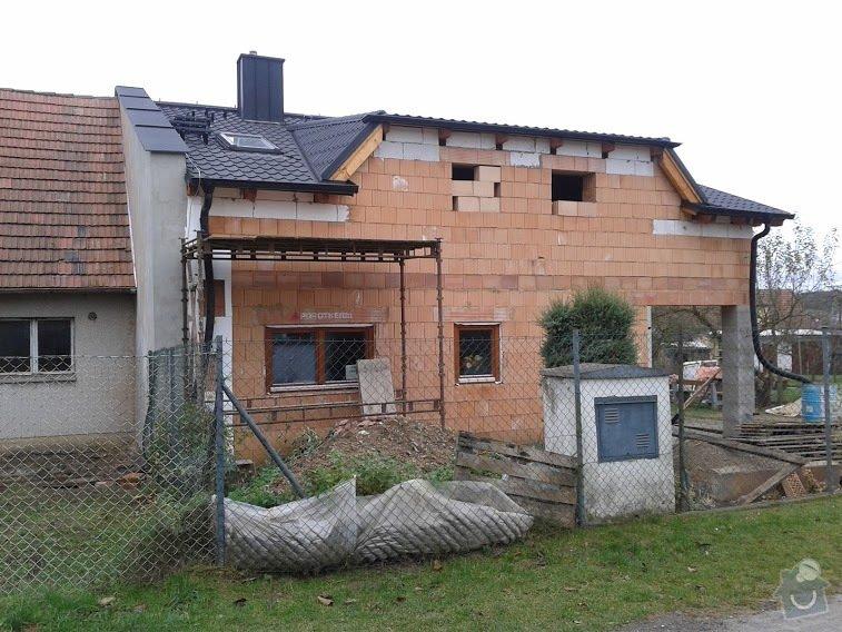 Nová střecha pro rekonstrukci RD: 20131103_123039