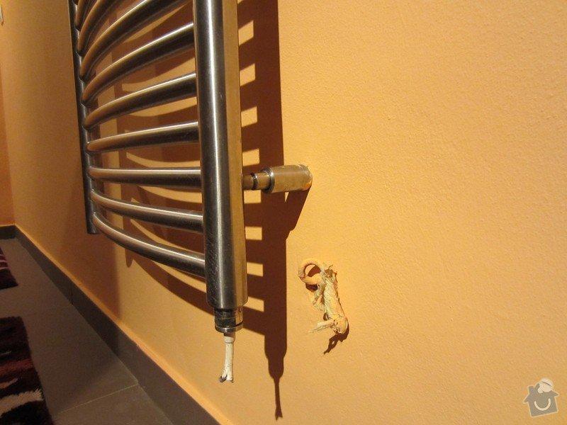 Koupelna - spárování a připojení koupelnového topení: Byt_016_1600x1200_