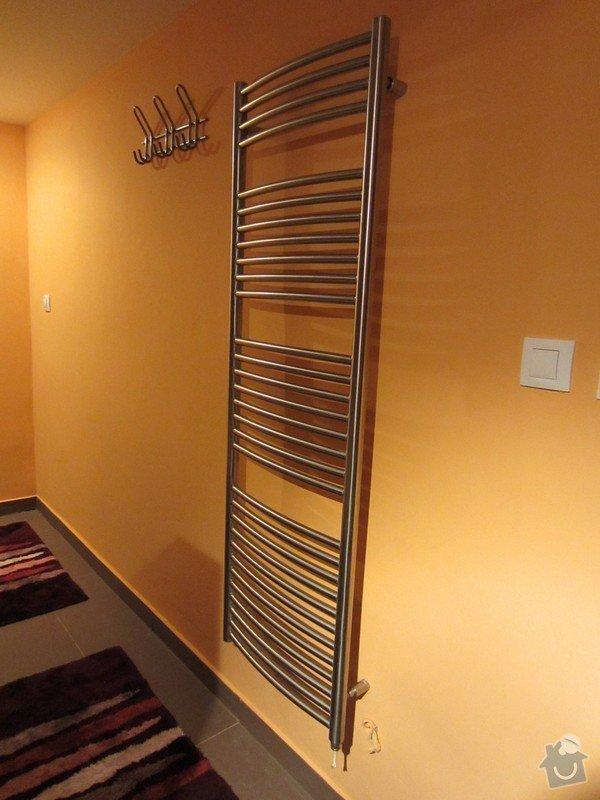 Koupelna - spárování a připojení koupelnového topení: Byt_014_1600x1200_