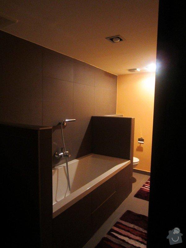 Koupelna - spárování a připojení koupelnového topení: Byt_049_1600x1200_