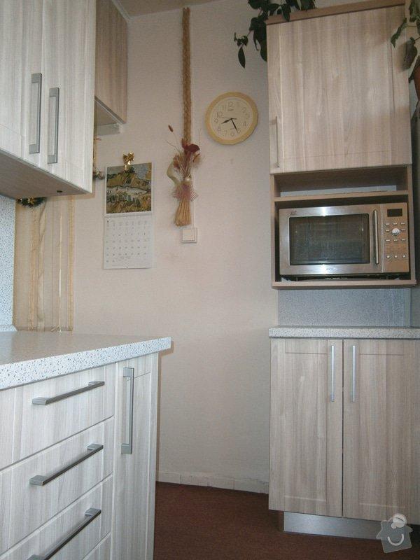 Kuchyňská linka: 17