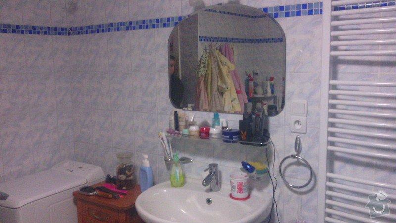 Rekonstrukce koupelny - kompletní: IMG_20131228_145525