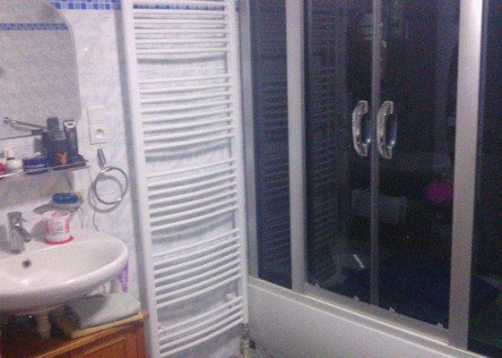 Rekonstrukce koupelny - kompletní