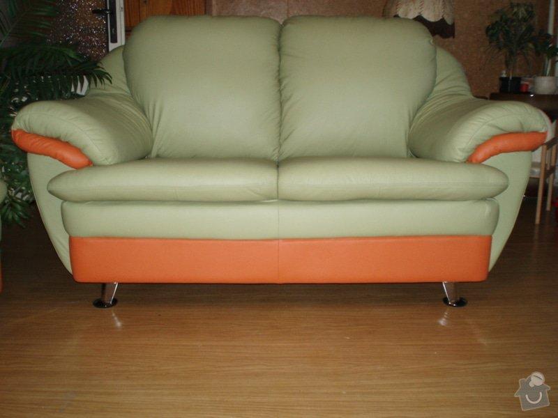 Přečalounění sedaček: sedacka3