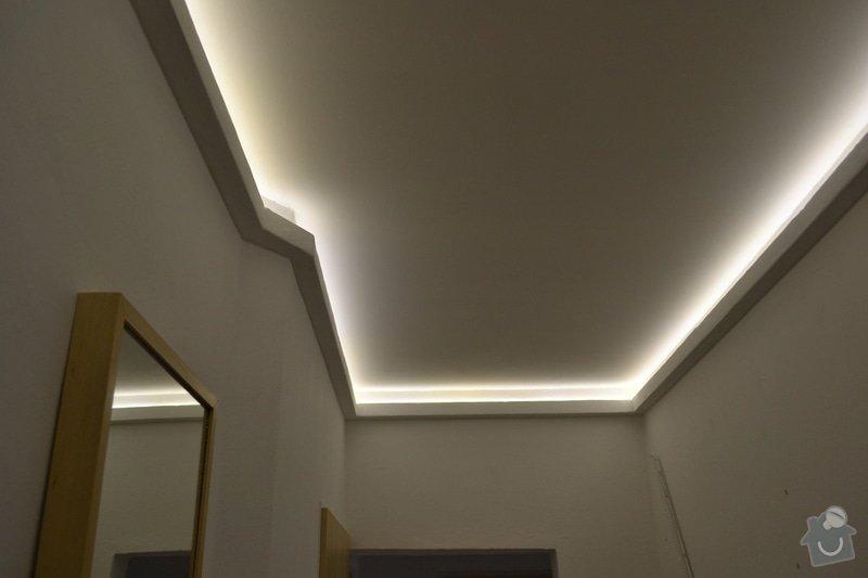 Osvětlení zádveří panelového bytu.: DSC_0894