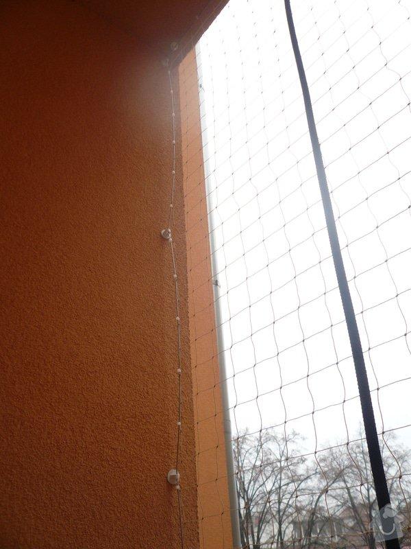 Zasíťování balkonu: pepik_002