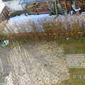 Parkoviste u rodinneho domku 90m2 plotova stena pict5040v