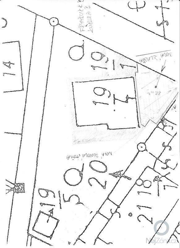 Parkoviště u rodinného domku 90m2+plotová stěna: IMG_20131231_0005