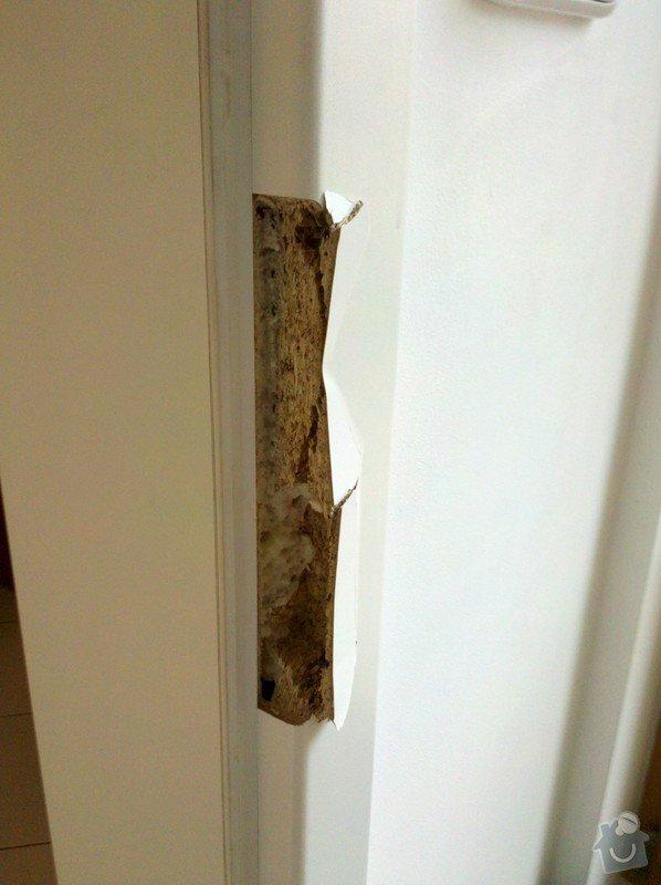 Oprava dřevěného futra: IMG_20140101_140931