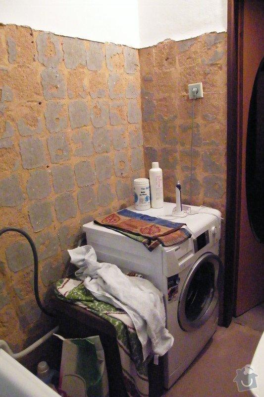 Rekonstrukce koupelny cca 2 x 1,6m: DSCF4648