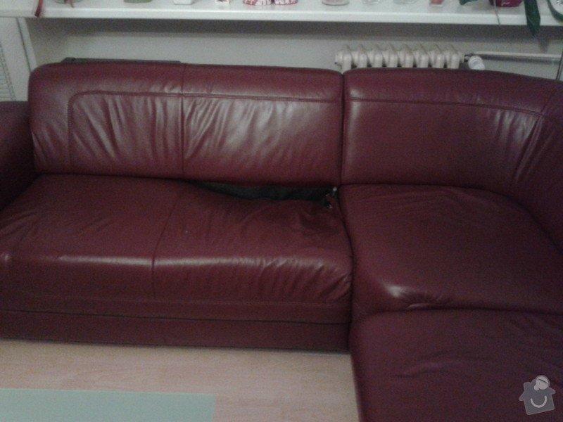 Opravu sedačky: sedacka_k_oprave