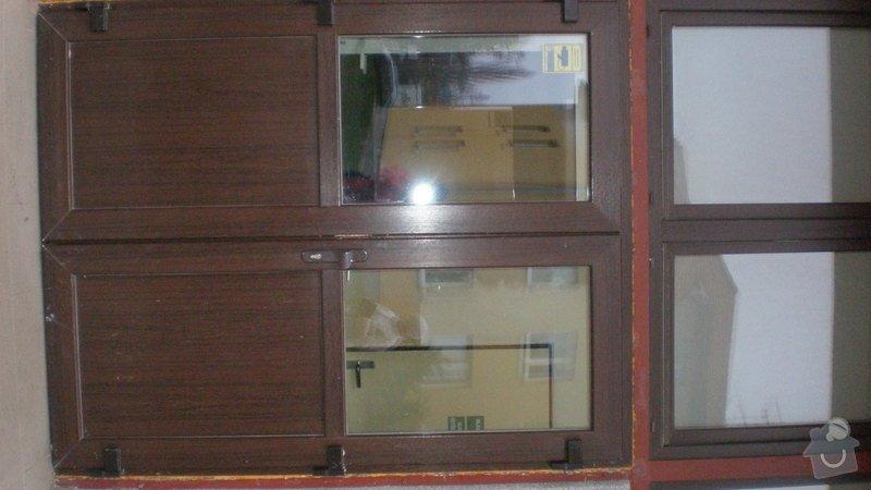 Dodávku a montáž zavírače dveří Brano: P1020008