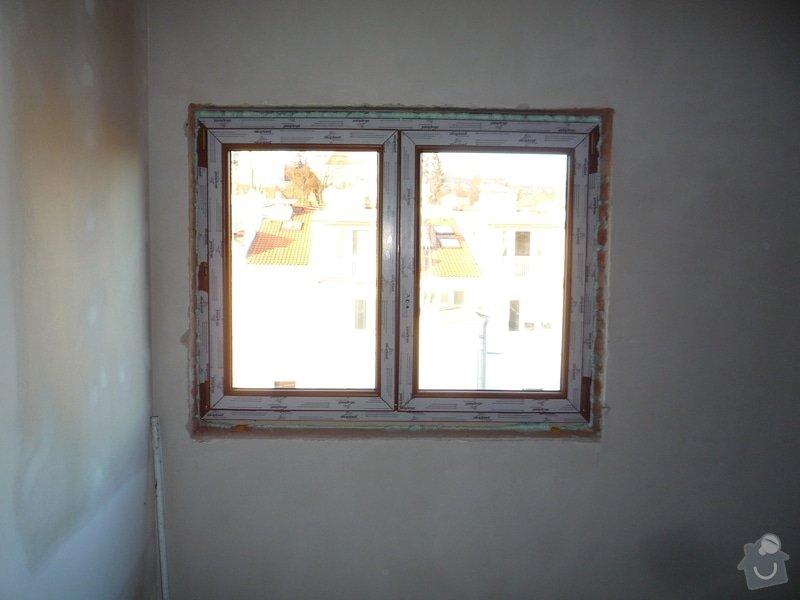 Dodávka a montáž oken pro půdní vestavbu: P1060292