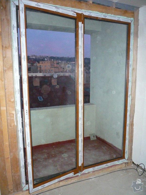 Dodávka a montáž oken pro půdní vestavbu: P1060305