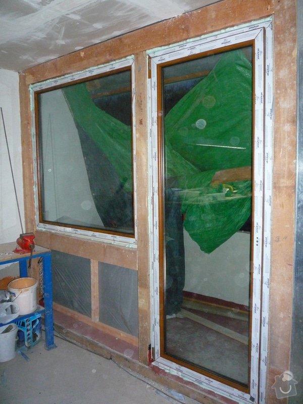 Dodávka a montáž oken pro půdní vestavbu: P1060306