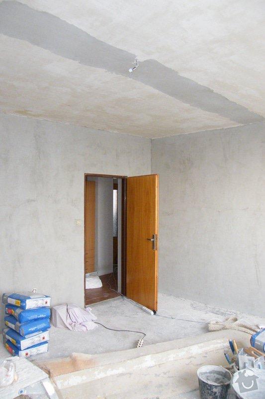 Malířské práce (1 pokoj): DSCF4596