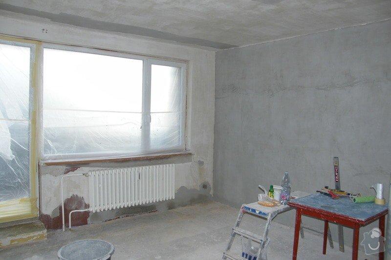 Malířské práce (1 pokoj): DSCF4595