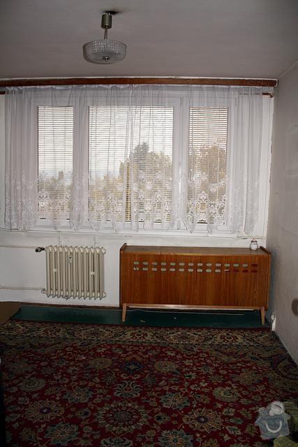 Rekonstrukce bytu - Praha 4: pujmanove_izba