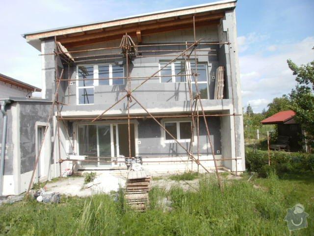 Dokonceni zatepleni, fasadni omitka.: rosinov_pred_1