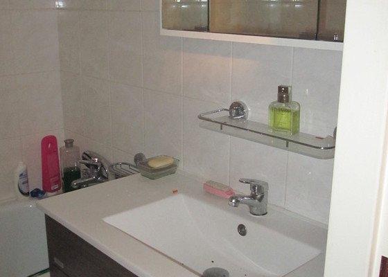 Výměna umyvadla + kontrola splachování WC