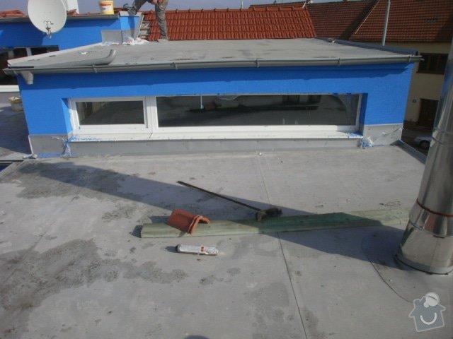Zateplení fasády cca 250 m2: P9221521