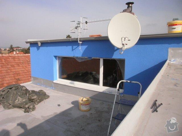 Zateplení fasády cca 250 m2: P9221522
