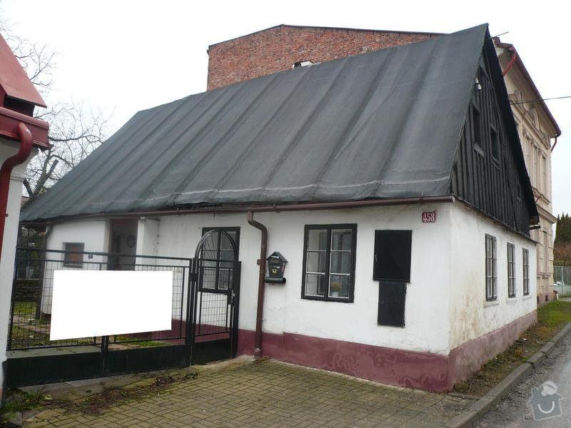 Kompletní rekonstrukce domku 62 m2 ve Vrchlabí: profil