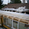 Rekonstrukce stavajici strechy vc jeji zatepleni foukanou izo snimek 4156