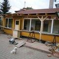 Rekonstrukce stavajici strechy vc jeji zatepleni foukanou izo snimek 4169