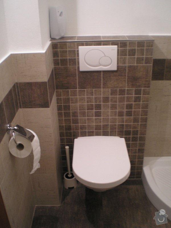 Rekonstrukce koupelny: PC020071