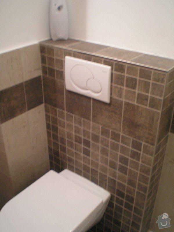 Rekonstrukce koupelny: PC020077